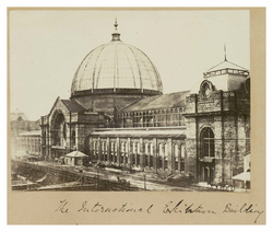 The International Exhibition Building