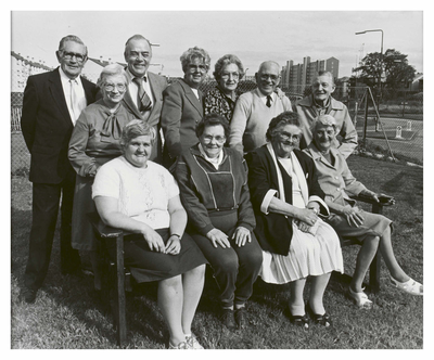 Dove Centre Members, Wester Hailes