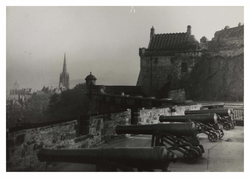 Edinburgh Castle, Mills Mount Battery