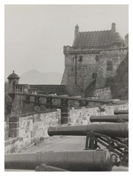 Edinburgh Castle, Mills Mount and Argyll Batteries