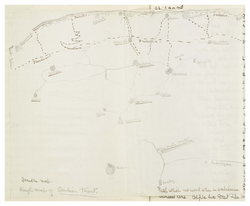 Page 53 from Ethel Moir Diary, Vol 3, map