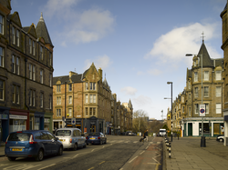 Marchmont Road, Edinburgh