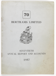 Bertrams Limited 70th Annual Report