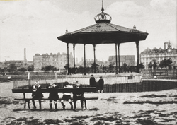 The Bandstand, Leith Links