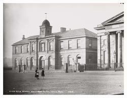 Leith High School, built 1806, demolished 1896