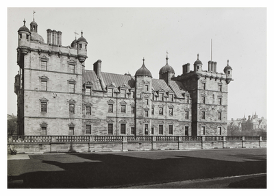 Lauriston Place, George Heriot's Hospital