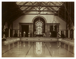 Warrender Park Swimming Baths
